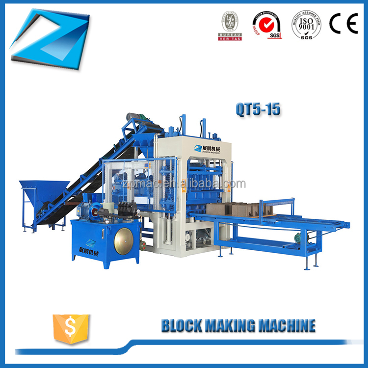 Building Equipment Price List Hollow Block Machine For Sale In Cebu