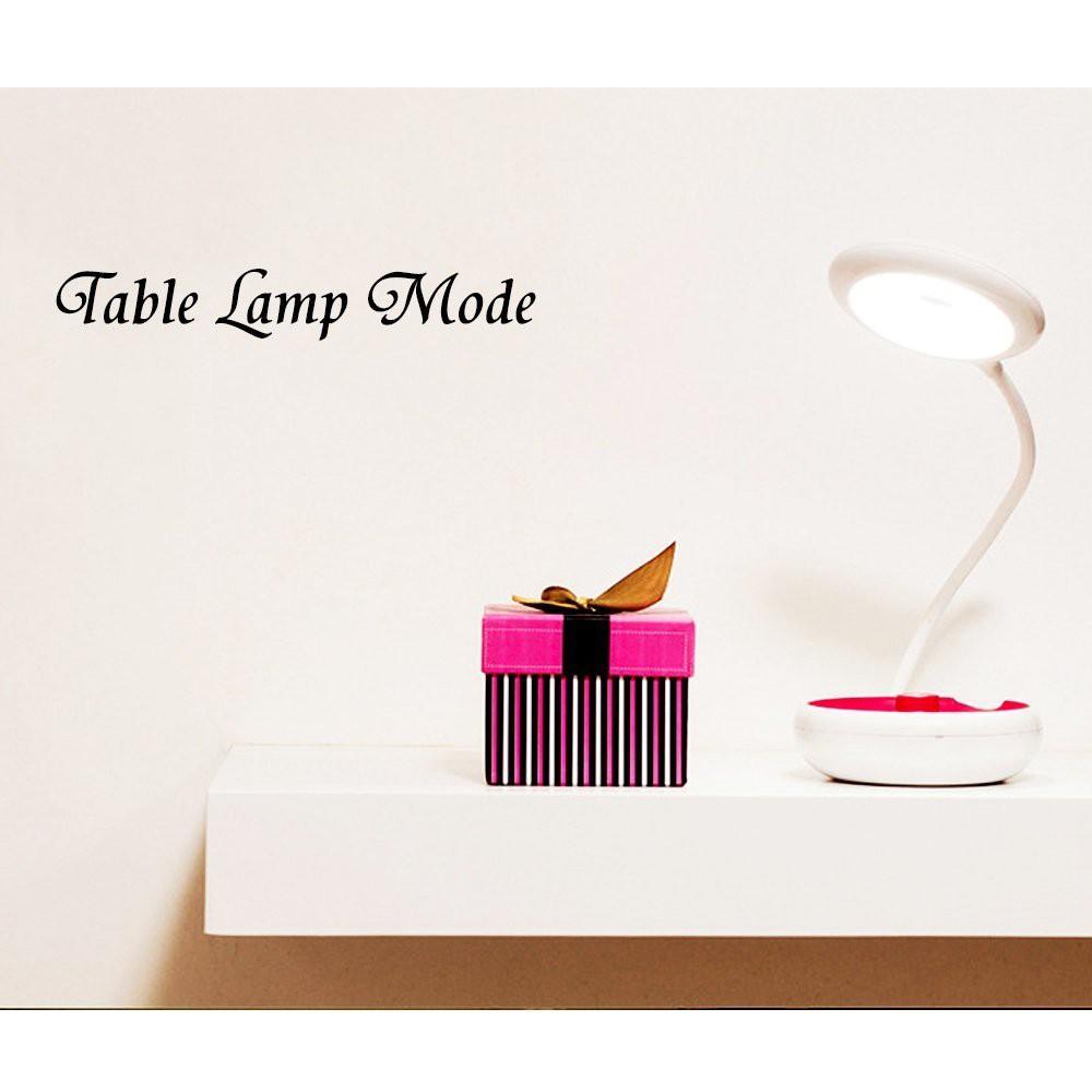Folding 18 LED Cordless Table Lamp