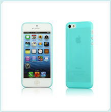 Thinnest 0.3mm Hard Shell Camera Case for iphone 5