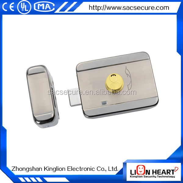 hot salling China Remote Door Lock/Smart Remote Control Gate Lock