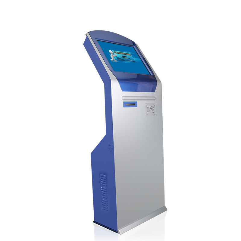 22'' Celeron 2.8G G1840 Kiosk Bill Coin <strong>Payment</strong> Machine