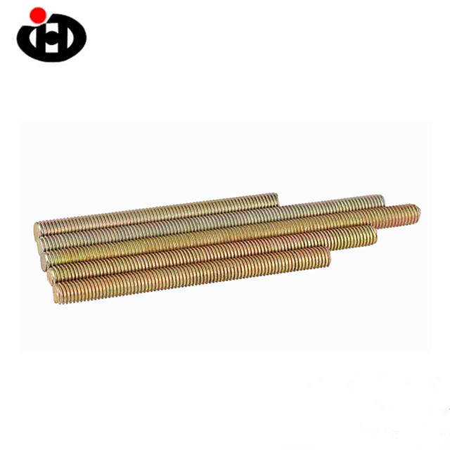Zhejiang Wenzhou Hardware Fasteners Double End Bolt Brass Stud Bolts