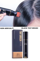 New Arrival OEM Black Tint Brush/Magic Hair Brush for Grey Hair