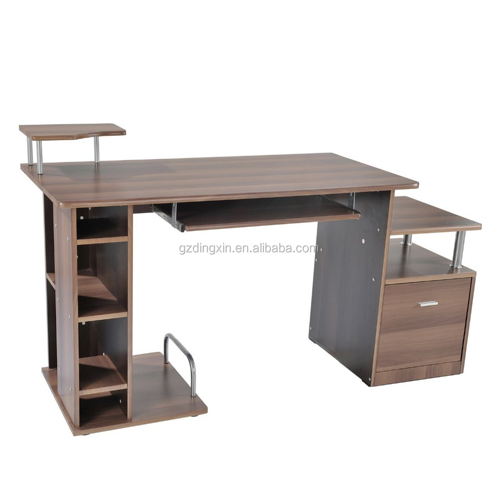 Price of desktop computer desk and office computer table for Meuble informatique