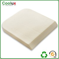 halloween sun shape bamboo memory foam coccyx pillow inner uk