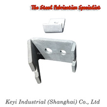 Small Mechanical Parts Metal Connecting Brackets For Wood