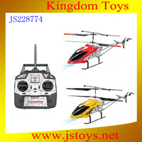 3.5 Function Metal Single Blade RC Helicopter