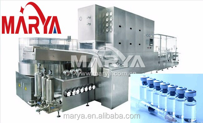 Ampoule vial washing drying filling and sealing machine manufacturer