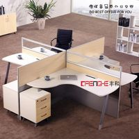 modular foshan shunde furniture with glass partition CH-2501