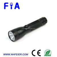 Factory hot selling pocket size 0.5W LED mini torch light for promotion