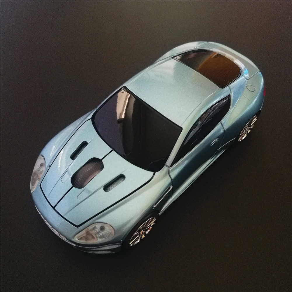 Promotional Gifts Sports Car Wireless Mouse For Aston Martin