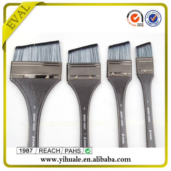Professional Amazon hot selling large artist brush