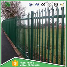 Powder Coated Frame Finishing and Fencing Trellis & Gates Type palisade fence