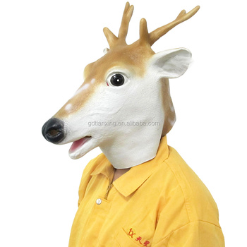 deer mask/horse mask/unicorn mask/dog mask