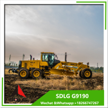 SDLG motor grader G9190, G9138 , G9165 , G9220 SDLG motor grader used, for quarry mining with low prices