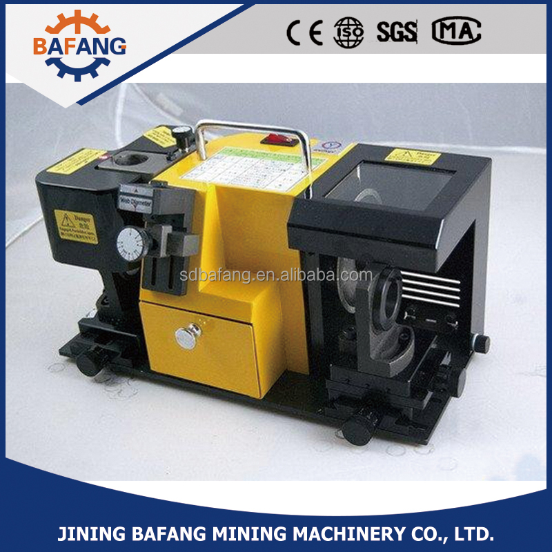 Precision End Mill Tool Sharpener Grinding Machine