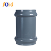 PVC Water Supply Pipe Fitting Expansion Coupling F/F with Rubber Ring