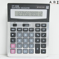 Electronic calculator 12 digits citizen calculator