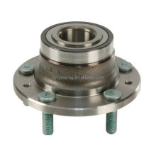 Reliable suppliers SYZ front wheel bearing and hub assembly