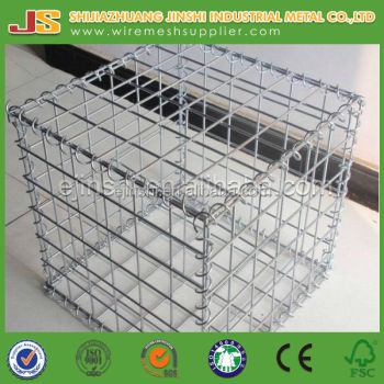Welded Mesh Galvanized Wire Mesh Gabion with Galfan Wire