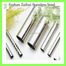 Guangdong 201 202 301 304 Decorative Stainless Steel Pipe Cover