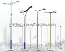 used street light poles