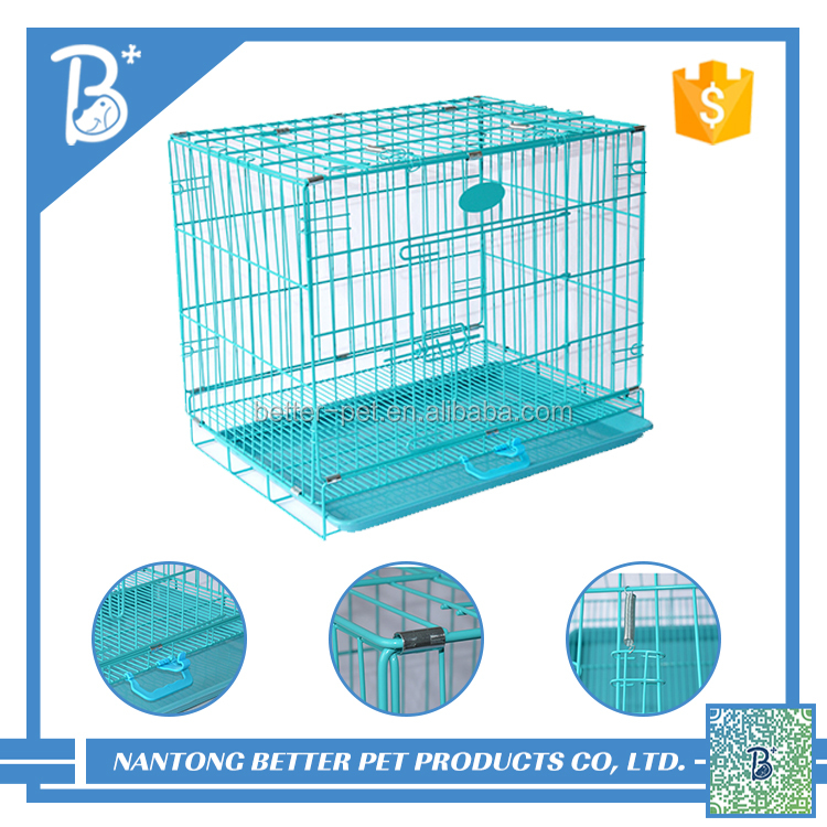 Wholesale the dog kennel /dog cage metal /pet cage factory China