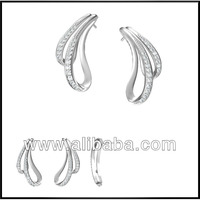 Wholesale Jewelry 3d CAD Earrings Model