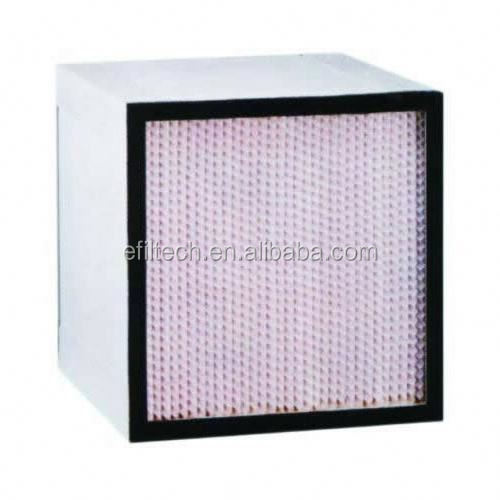ULPA H11 H12 H14 U15 U16 U17 Cleanrooms Air Filter vacuum cleaner hepa air filter