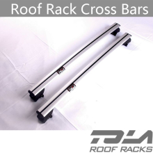 "50"" Aluminum Car Top Roof Rack Roof Rail Cross Bars"