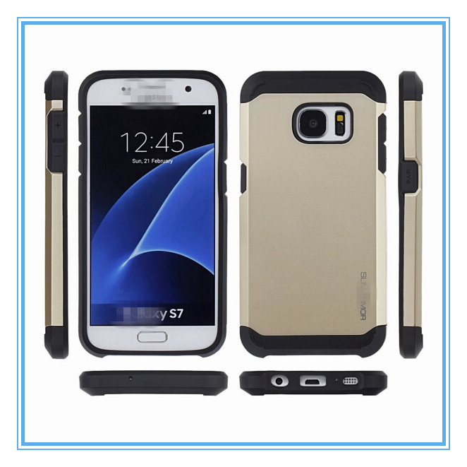 Slim Armor Case Cover For Samsung Galaxy S7,SGP Heavy Duty Cover Case For Samsung Galaxy S7