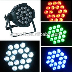 18X10W full color LED waterproof PAR Light/ par lighting fixtures