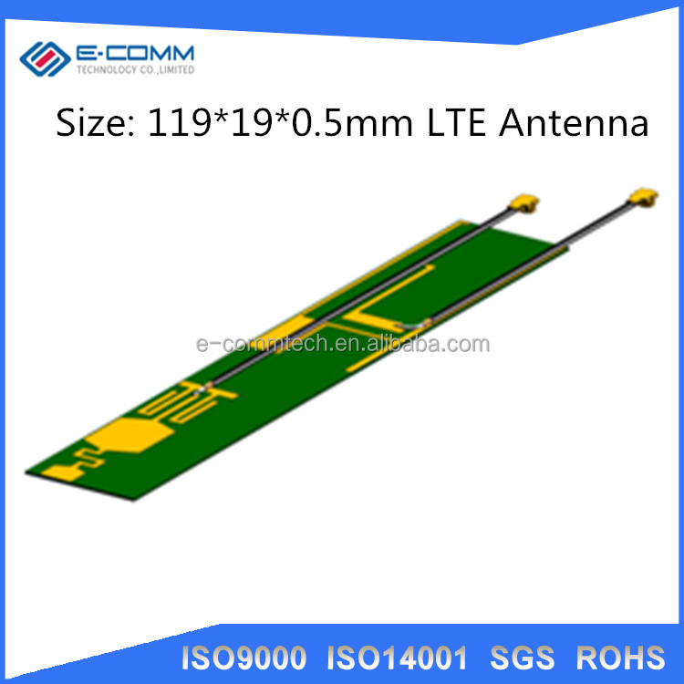 4G Internal LTE Circuit PCB Antenna LTE Internal Antenna