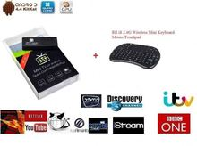 MK808B Bluetooth Dual Core mini pc android 4.2 TV dongle RC12 Wireless 2.4GHz Air Mouse Keyboard