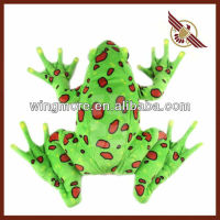 Stuffed Animal Toy Tree Frog WM-PTV062