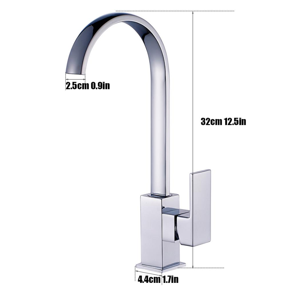 New designed 25mm faucet cartridge kitchen tap