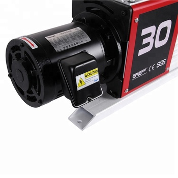 68 dB Sound Double Stage Rotary Vane Vacuum Pump