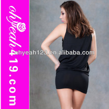 Hot sexy short women night club wear dress western casual wear dresses