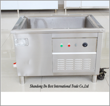 Ultrasonic dish washing machine price for hotel and restaurant