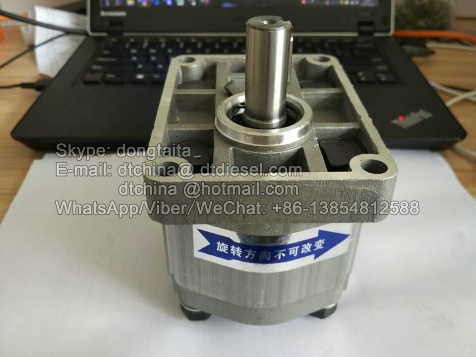 CBN-E306 Tractor Hydraulic Gear Pump