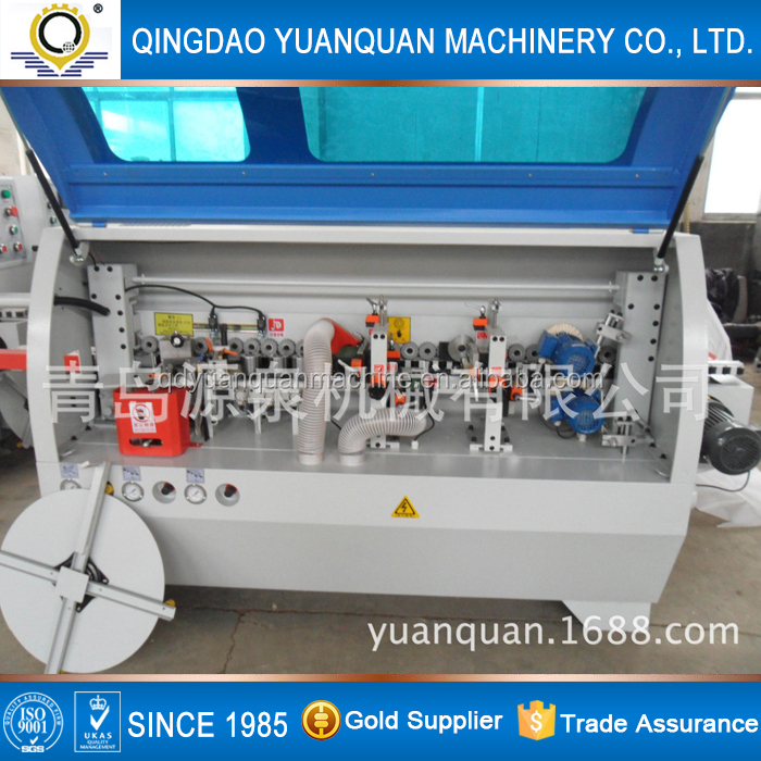 Factory price ISO/CE approved Fully-Automatic edge banding machine for sale