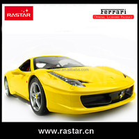 RASTAR licensed radio control car Ferrari model rechargeable battery rc car