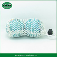rubber massage ball packed with net bag