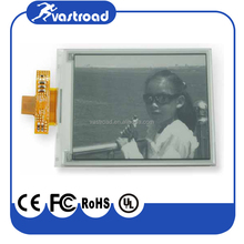 E-ink Display 6 inch e ink panel for price label 800x600 pixels