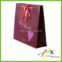 Wholesale Luxury Shopping Paper Bag Making by Machine