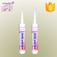 Structural silicone sealant GP Transparent Acetic Silicone Sealant/ Acetoxy Clear Silicone Sealant <strong>Adhesive</strong>