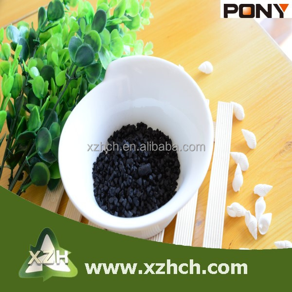 Humic Acid Granule Sodium Humate Organic Fertilizer factory with High quality