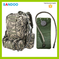 China new product 2016 camouflage tactical military backpack, army backpack, assault pack backpack
