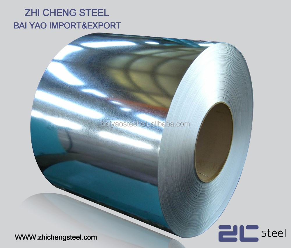 China supplier manufacture hot dipped galvanized steel coil Gi coils DX51D SGCC sheet