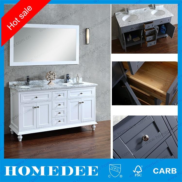 Antique white solid wood liquidation bathroom vanity buy for Bathroom cabinets liquidators
